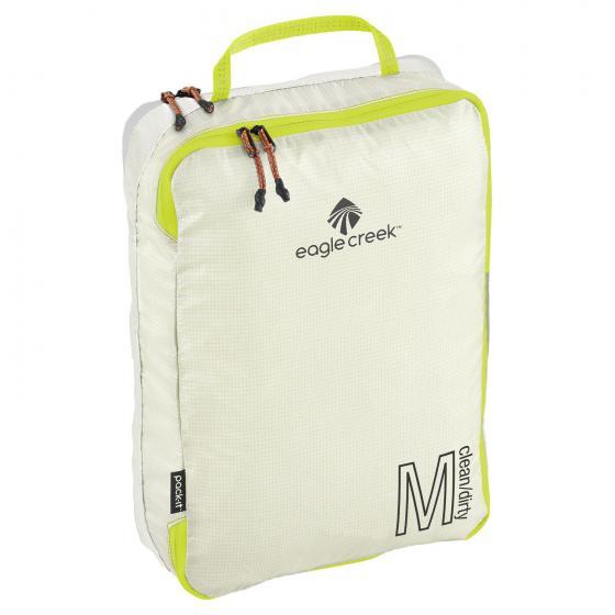 Pack It Specter Tech Clean Dirty Cube Medium 34.5 cm white/strobe