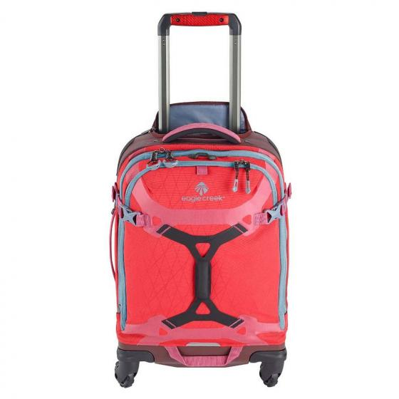 Gear Warrior 4-Wheel Rollenreisetasche International Carry On 35 l 55 cm coral sunset