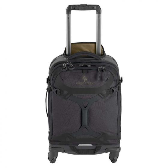 Gear Warrior 4-Wheel Rollenreisetasche International Carry On 35 l 55 cm jet black