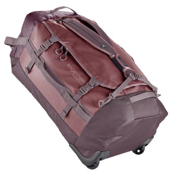 Cargo Hauler Duffel Roller Travelbag 110L 77 cm earth red
