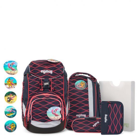 "Pack Special Edition ""LUMI"" Schulrucksack Grundschule Set 6-tlg. Lumi - Edition 35 cm WellenreitBär 2019/20"
