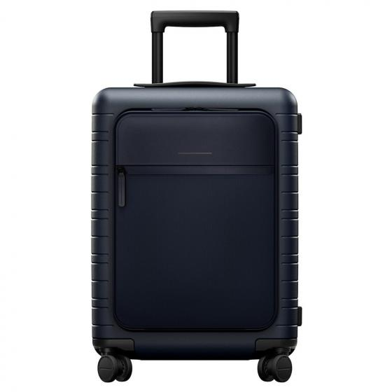 M5 Essential 4-Rollen-Kabinentrolley 55 cm night blue