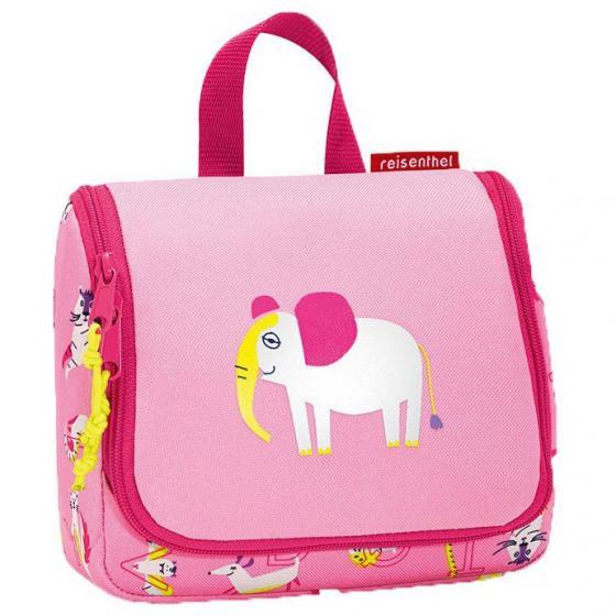 toiletbag S / Kulturbeutel 18,5 cm pink