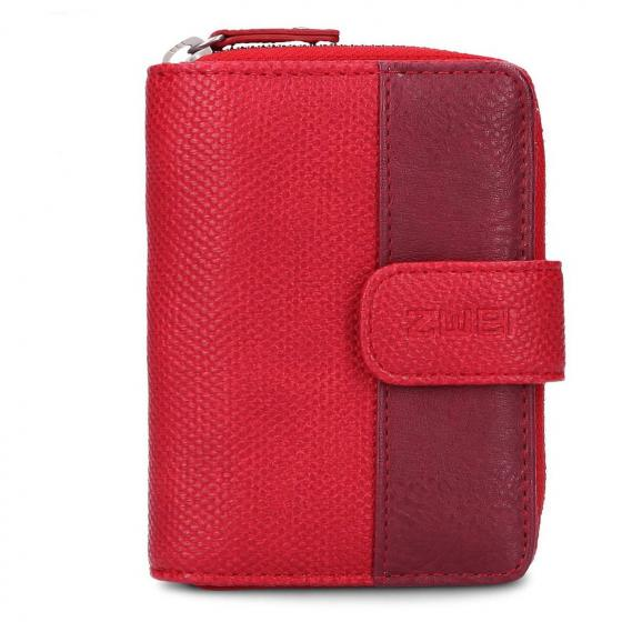 Jana J1 RV-Börse 12 cm canvas-red