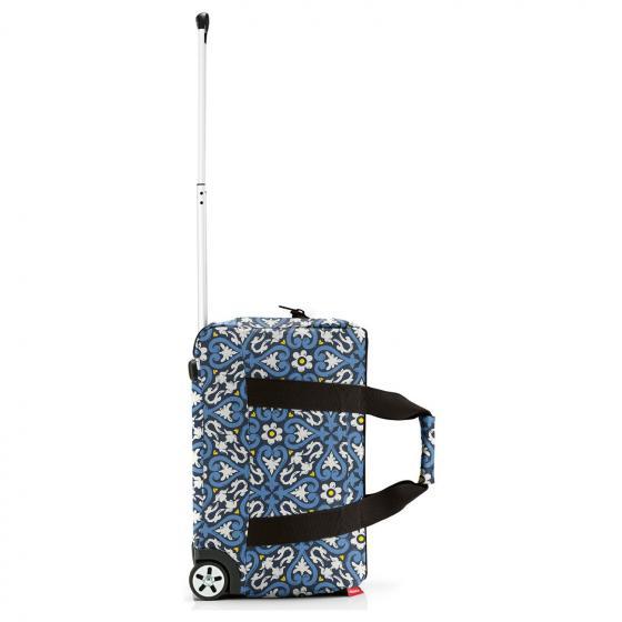 traveling allrounder L / 2-Rollenreisetasche 49 cm floral 1
