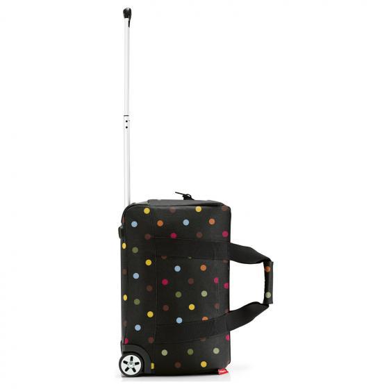 traveling allrounder L / 2-Rollenreisetasche 49 cm dots