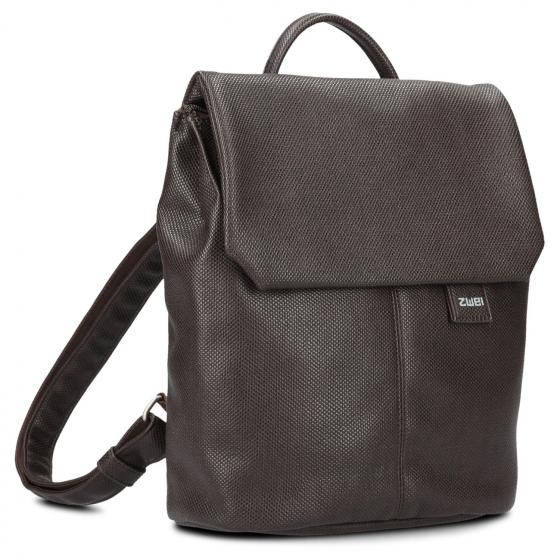 Mademoiselle MR8 Rucksack 29 cm canvas-brown