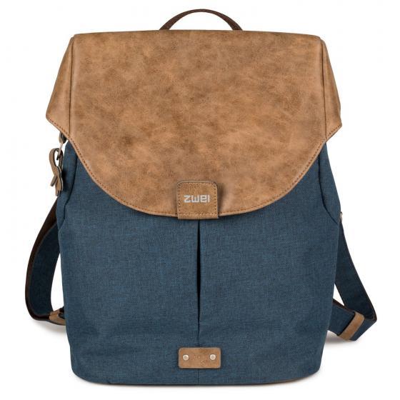 "Olli O12 Rucksack mit Laptopfach 13"" 32 cm blue"
