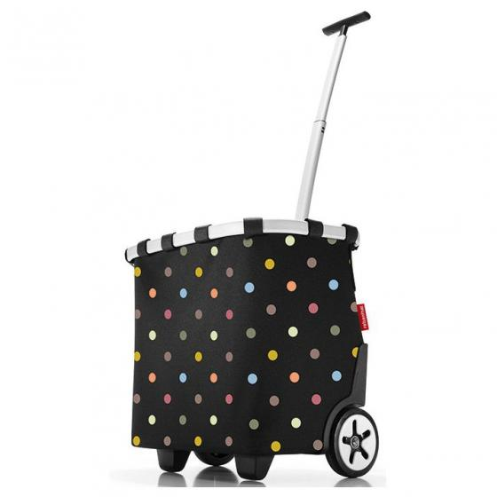 shopping carrycruiser / Einkaufstrolley 47.5 cm dots