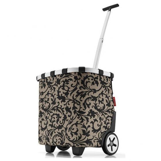 carrycruiser / Einkaufstrolley 47.5 cm taupe
