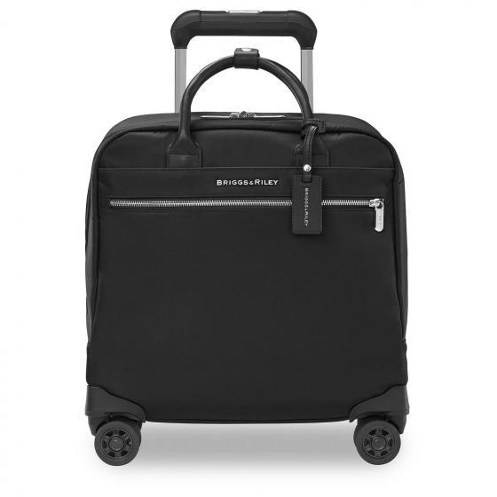 Rhapsody 4-Rollen Businesstrolley 39.5 cm black