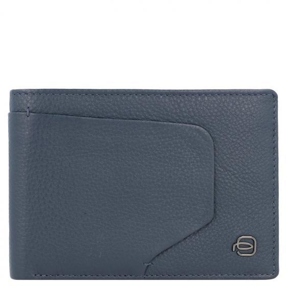Akron Geldbörse 13 cm blue