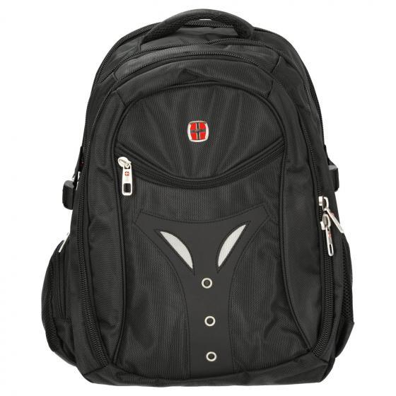 Laptop-Rucksack 45 cm black