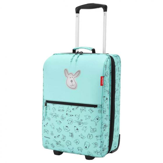 kids collection trolley XS / 2-Rollen-Kindertrolley 43 cm mint