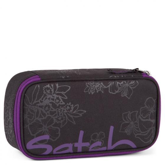 Zubehör Schlamperbox Purple Hibiscus