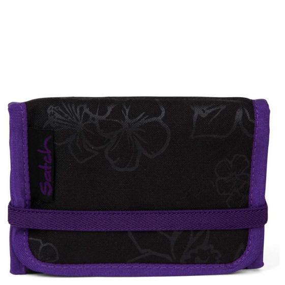 Zubehör Geldbörse 13 cm Purple Hibiscus