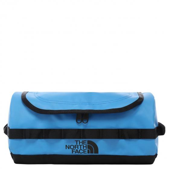 Base Camp Travel Canister / Kulturbeutel - 28 cm L clear lake blue/TNF black