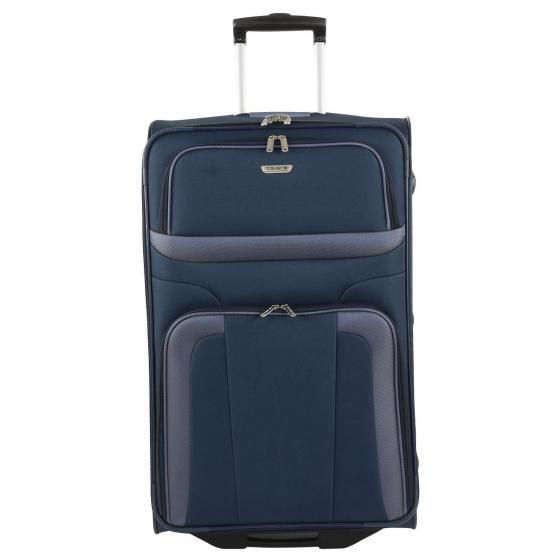 Orlando 2-Rollen-Trolley L 73 cm blue