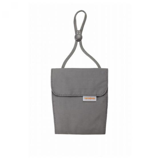 Packing Accessoires 3-fach gefalteter Brustbeutel graphite