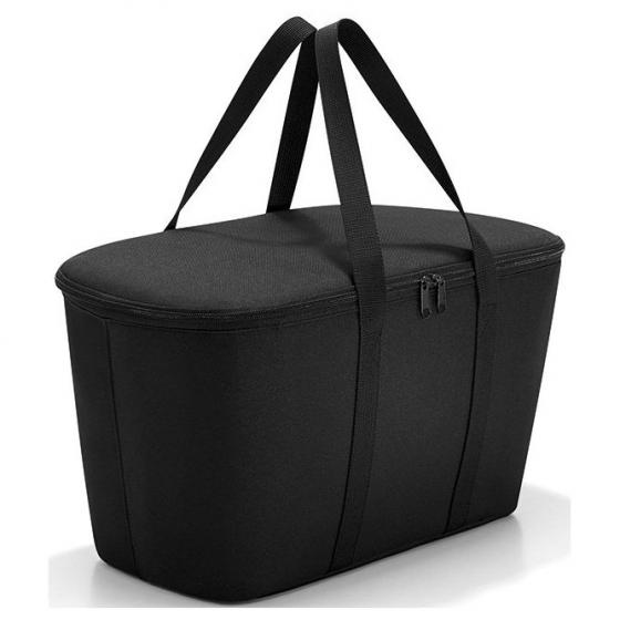 shopping thermo coolerbag / Kühltasche 44.5 cm black