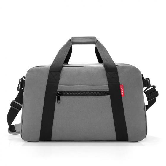 travelling traveller / Reisetasche grey