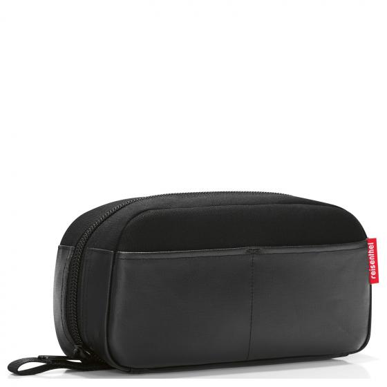 cosmetic travelcase / Kulturbeutel 26 cm black