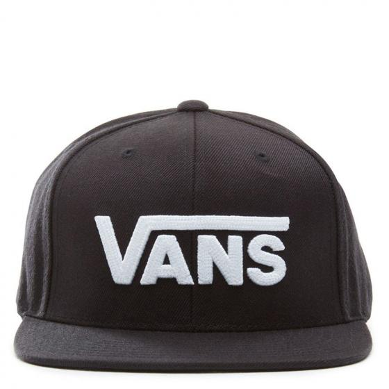 Vans Drop V II Cap black/white