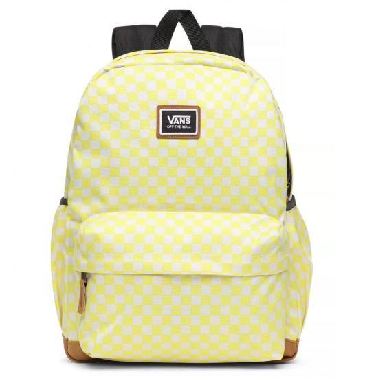 Sporty Realm Plus Rucksack 47 cm lemon tonic checkerboard