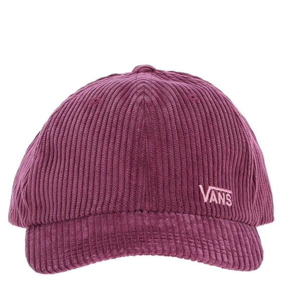 Vans Women Tutors Hat Cap prune/nostalgia rose
