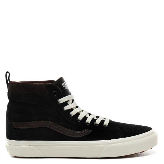 Vans Unisex SK8-Hi MTE Sneaker Schuh VN0A4BV7V3Z1 40,5   black/chocolate torte