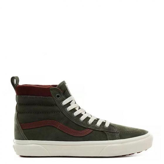 Vans Unisex SK8-HI MTE Sneaker Schuh VN0A4BV7V401 40,5 | deep lichen/gt rt br