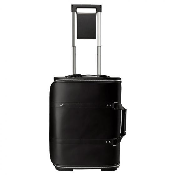 Collection F38 Kleidersack mit Rollen S 55 cm black