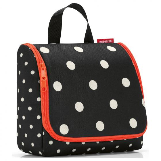 cosmetics toiletbag / Kulturbeutel mixed dots