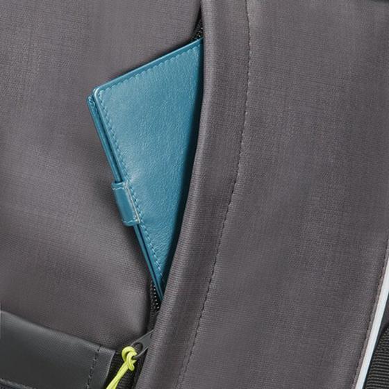 "2WM Laptop-Rucksack R-Top 15.6"" 64.5 cm black"
