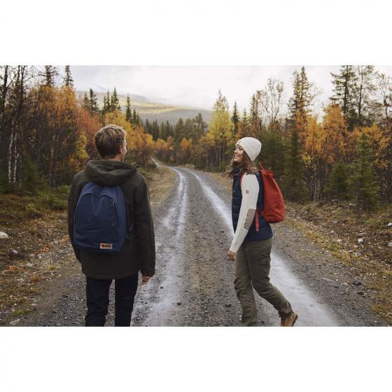 """Fjällraven Vardag Umhängetasche 15"""" 43 cm deep forest"""