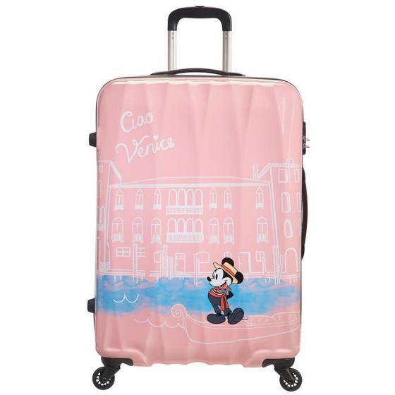 Disney Alfatwist 2.0 4-Rollen-Trolley L 75/28 Take Me Away Mickey Venice