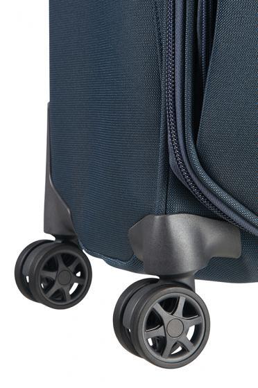 Spark SNG Spinner 4-Rollen-Trolley erw. M 67 cm black