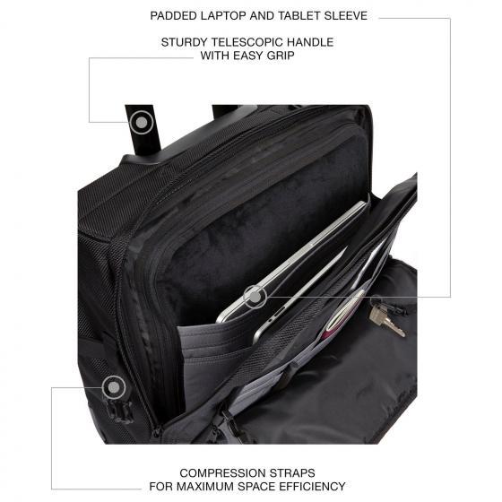 Tranverz H CNNCT 2-Rollen-Businesstrolley 45 cm cnnct coat