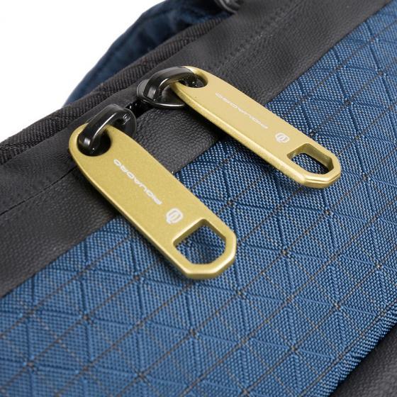 PQY Laptop-Rucksack 42 cm blue