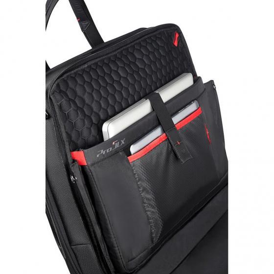 "PRO-DLX 5 2-Rollen-Businesstrolley 17.3"" 48.5 cm black"