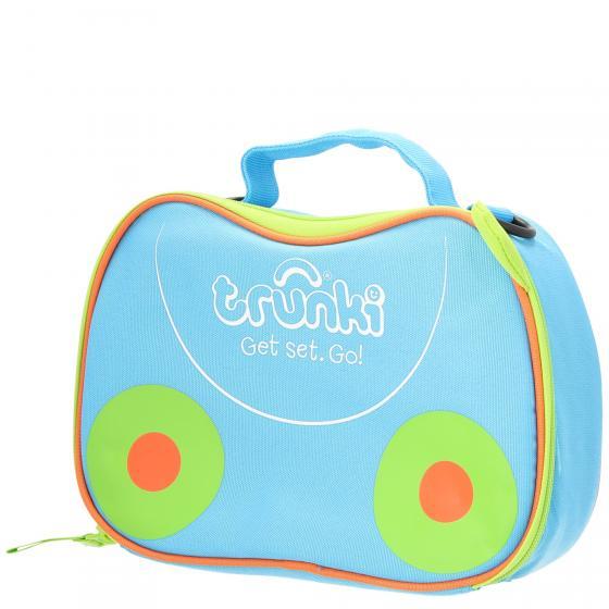 Eat Lunch Bag und Rucksack 26.5 cm Blau