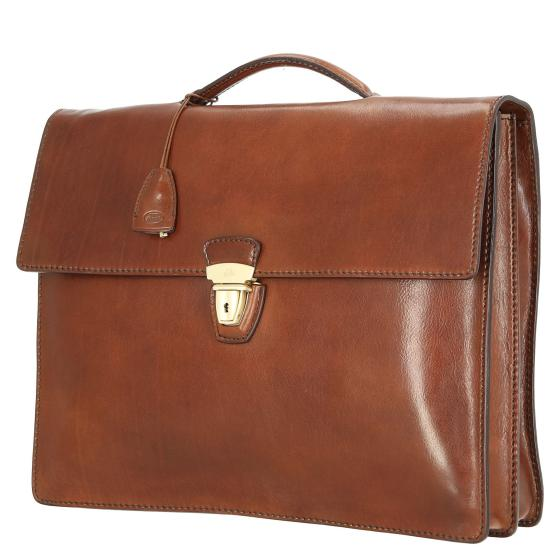 Story Uomo Mappe 40 cm brown