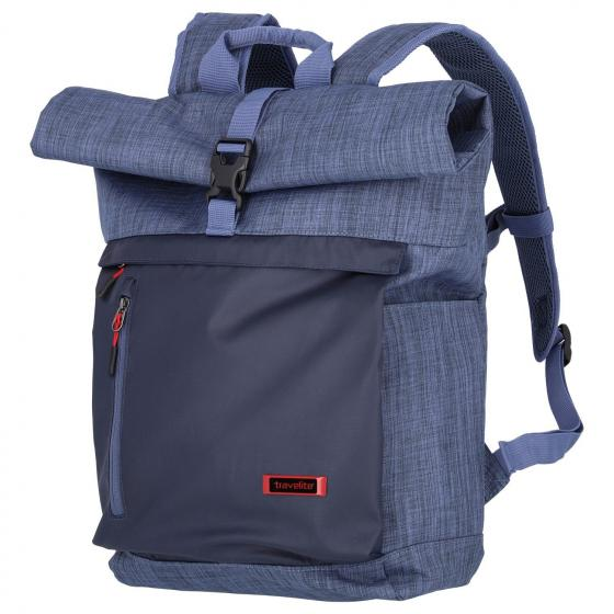 "PROOF Rollup Laptop-Rucksack 15,6"" 60 cm navy"