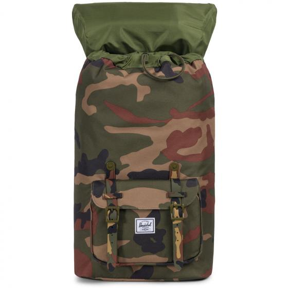 Little America Backpack 25 l 49.5 cm woodland camo