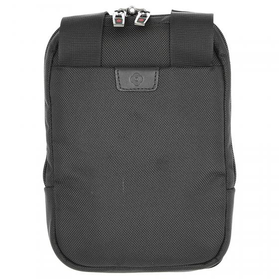 """PRO-DLX 5 Tablet Schultertasche 7.9 """" 22 cm black"""