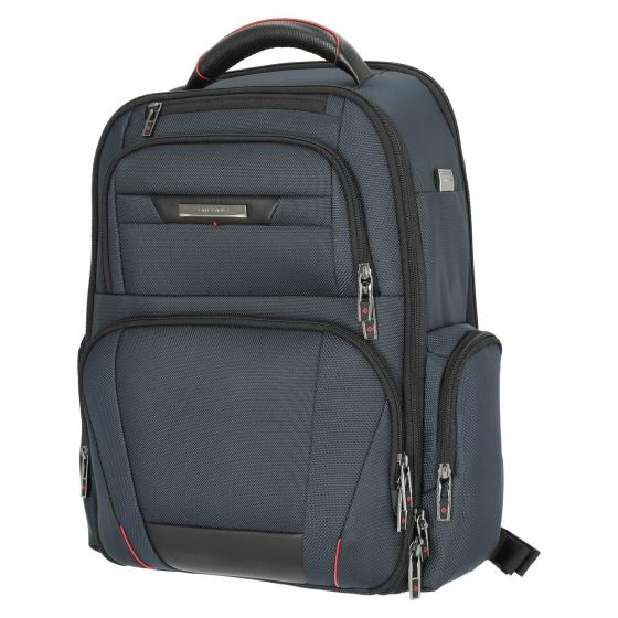 "PRO-DLX 5 Laptop-Rucksack 3V 15.6"" 44.5 cm oxford blue"