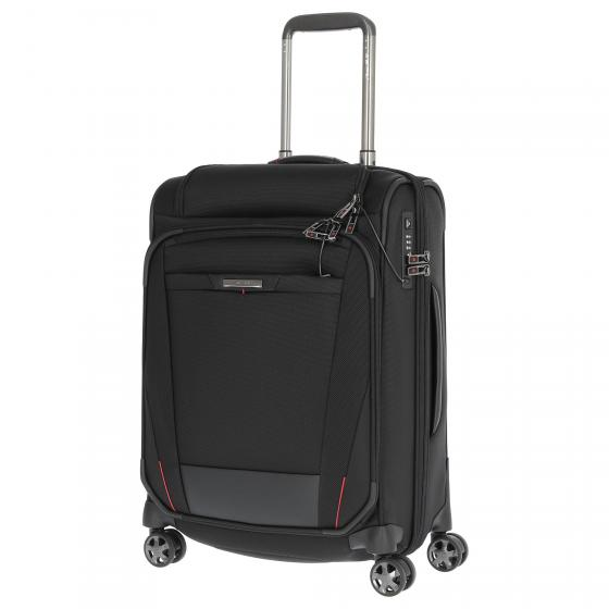 PRO-DLX 5 Mob. Off SP Toppocket 4-Rollen-Businesstrolley 56 cm