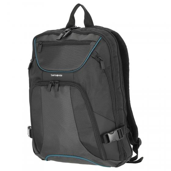 "Kleur Laptop Backpack Laptoprucksack 15.6"" 44 cm black/anthracite"