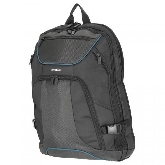 "Kleur Laptop Backpack Laptoprucksack 17.3"" 48 cm orange/anthracite"