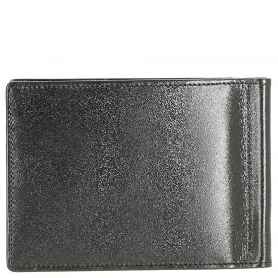 Meisterstück Wallet 4cc Money Clip Geldbeutel 11 cm black
